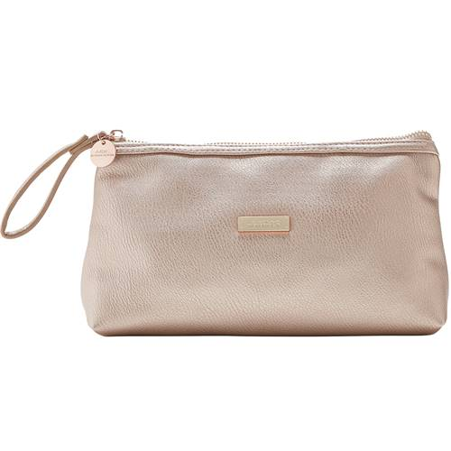 Trousse MM Fayette Rose Gold