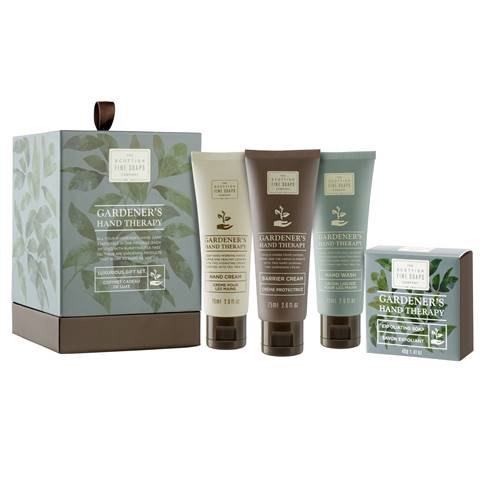 Coffret Luxe GARDENERS HAND THERAPY