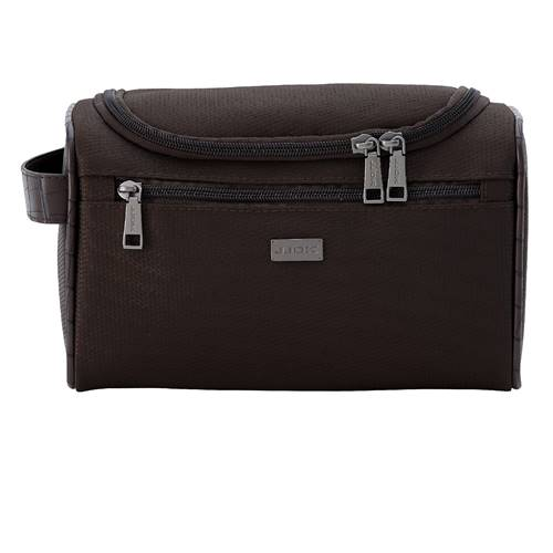 Trousse Homme Brune KIM - Grande taille