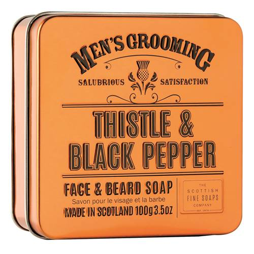 Savon Barbe & Visage MEN'S GROOMING - 100G