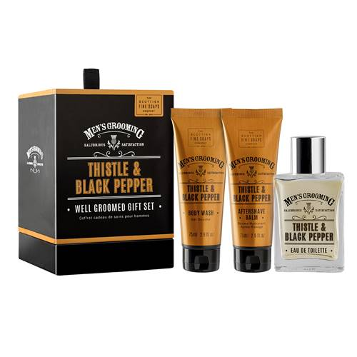 Coffret Luxe THISTLE & BLACK PEPPER